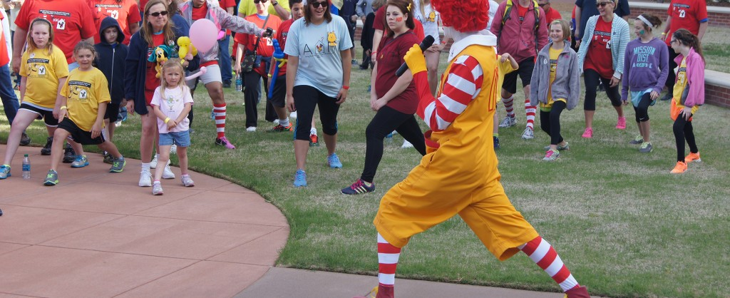 Ronald McDonald House Charities Walk For Kids Event
