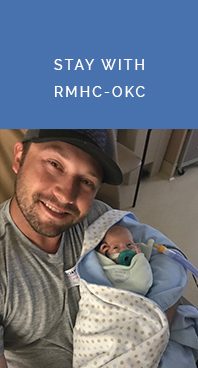 Stay with RMHC-OKC